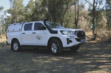 Britz Toyota Hilux Double Cab (BTDC)