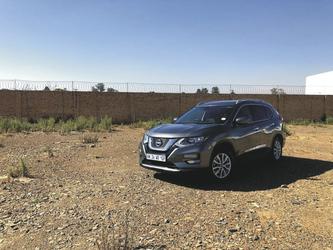 Gruppe BXTA: Nissan X-Trail 4x4 SUV