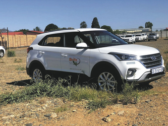 Gruppe BCRE: Hyundai Creta 4x2 SUV