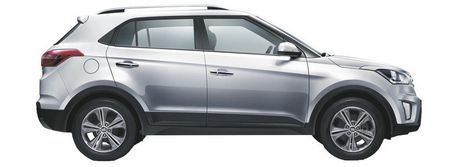 Britz Hyundai Creta 4x2 SUV