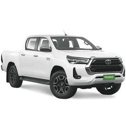 Gruppe W, Toyota Hilux 4x4 (4WD)
