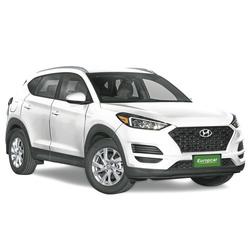 Gruppe R, Hyundai Tucson 4x2 (2WD)