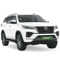 Gruppe U, Toyota Fortuner 4x4 (4WD)