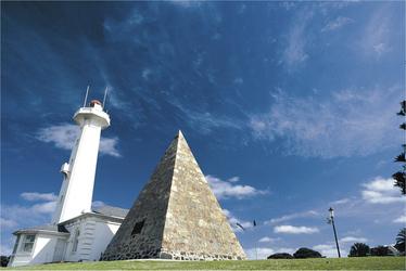 Leuchtturm in Donkin