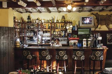 Urige Bar, © Hans van der Veen