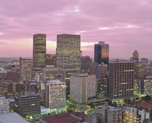 Faszinierende Metropole Johannesburg