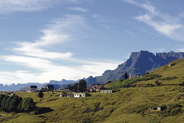 Witsieshoek Mountain Lodge