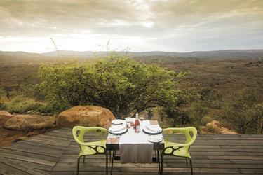 Herrliche Aussicht bei Rhino Ridge, ©Guy Upfold