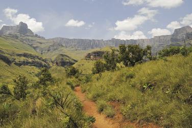 Wanderparadies Drakensberge