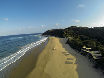 Platz für lange Strandspaziergänge, © Roger de la Harpe