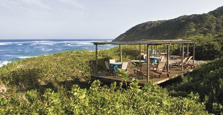 Thonga Beach Lodge, © Guy Upfold