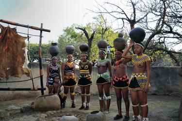 Kulturtour durchs Dorf