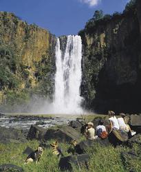 Howick Wasserfälle