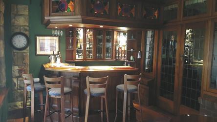 Gemütliche Bar, ©Ridgeview Lodge