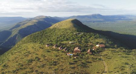 Traumhafte Lage im Zululand