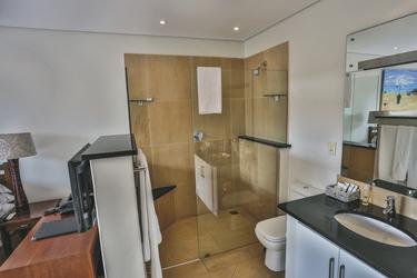 Badezimmer des Standardzimmer