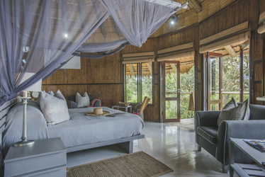 Thonga Beach Lodge, ©Chris Allan
