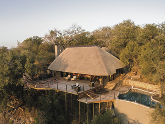 Garonga Safari Lodge