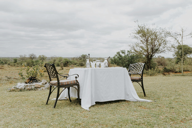 Privates Abendessen