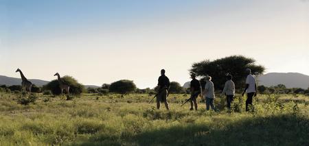 Buschwanderung, ©DOOKPHOTO