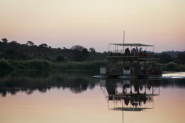 Bootsfahrt auf dem Olifants River