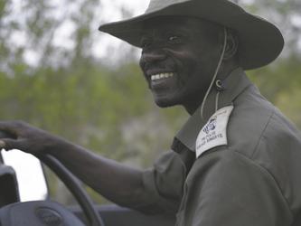 Fachkundige Ranger erklären Flora und Fauna