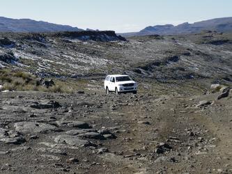 Am Sani Pass