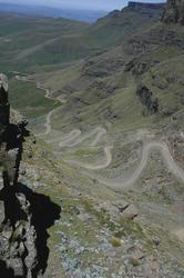 Der Sani Pass