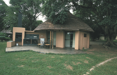 Luxury Riverside Bungalow, Skukuza