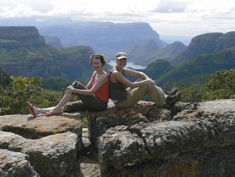 Aussichtspunkt am Blyde River Canyon
