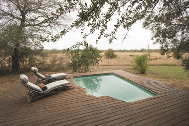 Ein erfrischender Pool, ©Guy Upfold