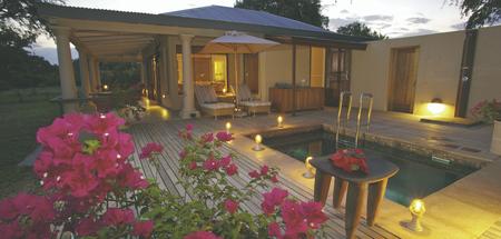 Rattray's Camp - Suite mit Privatpool