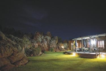 Kagga Kamma Game Reserve