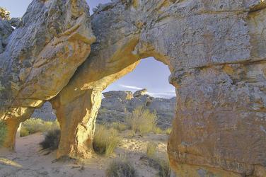 Cederberge mit Sandsteinformationen