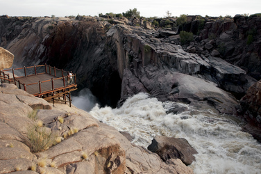 Augrabies Wasserfälle