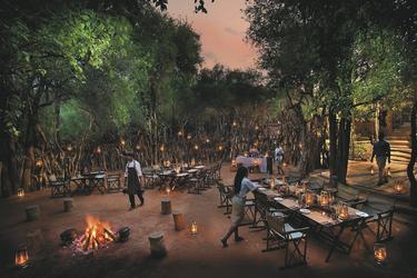 Boma-Dinner