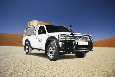 Britz 4WD Single Cab (MSE)