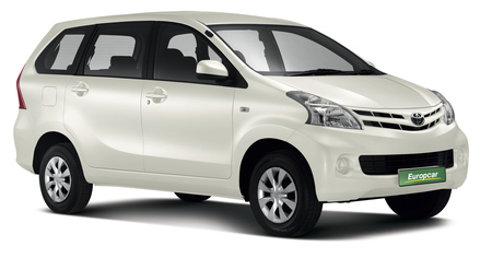 Gruppe V, Toyota Avanza o.ä.