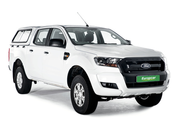 Gruppe W, Ford Ranger 4x4 (4WD)