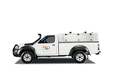 Gruppe BNSC: Nissan Single Cab 4x4