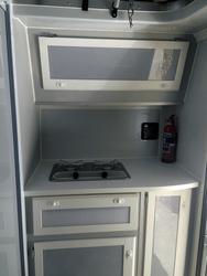 Küchenblock innen