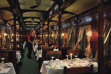 Das Bordrestaurant