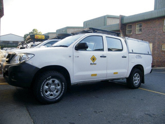 Bushlore Toyota Hilux Standard