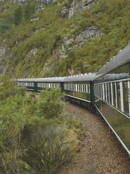 Mit dem Rovos Rail unterwegs