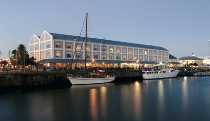 Top Lage in der V&A Waterfront