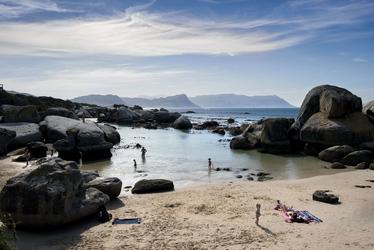 Am Boulder´s Beach, ©DOOKPHOTO
