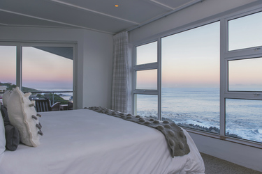 Blick aus der Suite