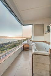 Badezimmer der Suite
