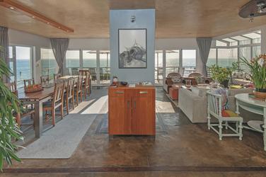 Frühstücksraum und Lounge