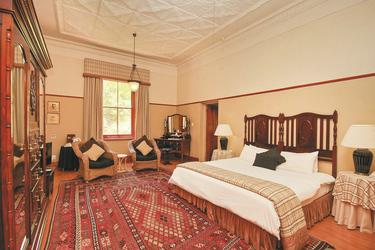 Viktorianisches Luxus-Zimmer